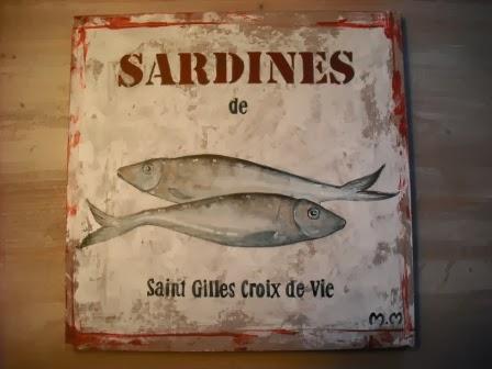 La Sardine de Saint Gilles Croix de Vie