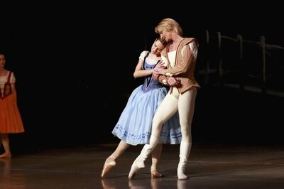 dance ballet story ballet style