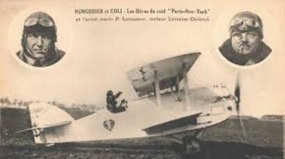 """Résultat de recherche d'images pour """"avion l'oiseau blanc enquête"""""""
