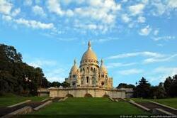 * Visite de la Basilique ND du Sacré-Cœur à Montmartre