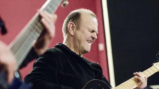 Jacques Pellen en concert au Novomax de Quimper, en novembre 2018.