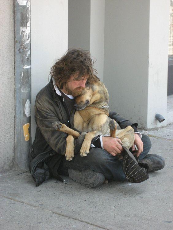 Voici la preuve que les chiens n'ont pas besoin du grand luxe pour aimer profondément! - Trop Cute et mignon