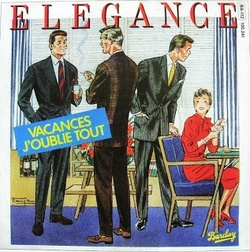 Elegance - Vacances J'oublie Tout