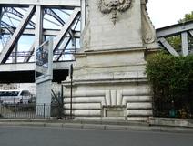pilier du pont Saint-Ange