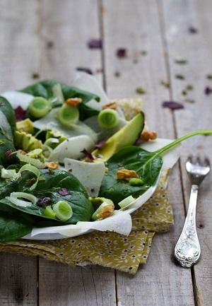 salade Janvier