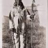 Itonkasan Gleska (aka Spotted Weasel), the husband of Hantela (aka Cedar) - Oglala - circa 1915.jpg