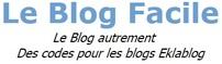 Le Blog Facile