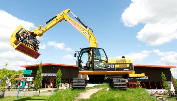 Spindizzy, DiggerLand, Angleterre