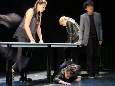 - La SDA 5 en photos (2/2) : le théâtre