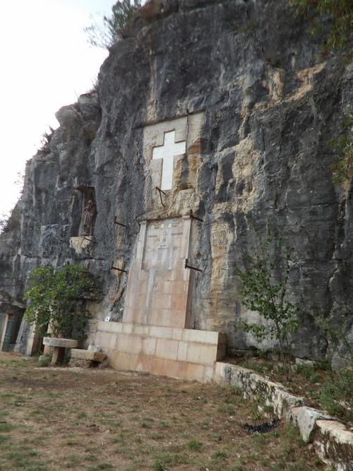 Le tombeau de Pierre Boisson