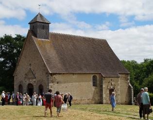 Chapelle St Rémy