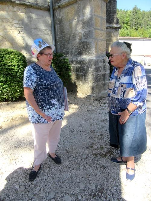 """Hommage aux bénévoles d' """"Un jour, une église"""" de Coulmier le Sec..."""