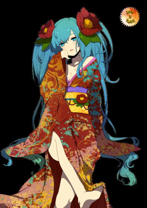 Render - Hatsune Miku [26]