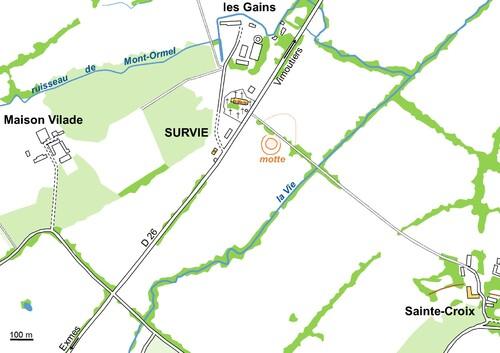 LES REMPARTS DE SURVIE (Orne)