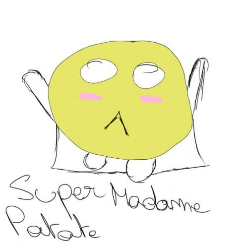 Bref un dessin de patate
