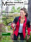 Un nouveau magazine  référence du marcheur nordique.