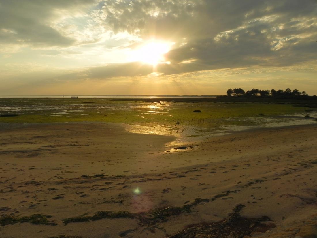 Couchers de soleil à Andernos 33