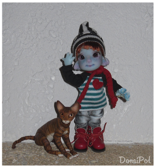 Winter - Bbflockling Doll