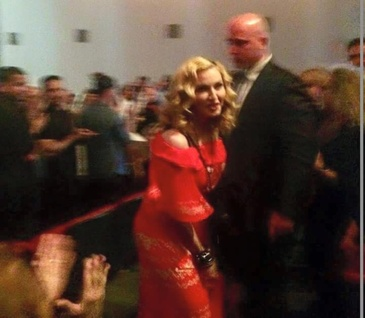 MoMA de NYC : présence surprise de Madonna pour Truth Or Dare