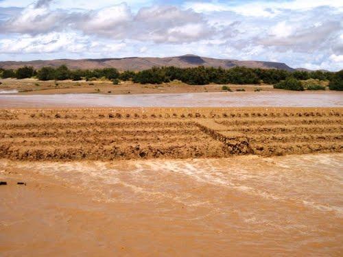 Barrage de Tadjmout (Wilaya de Laghouat)