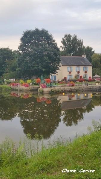 851 - L'Histoire du Canal de Nantes à Brest...