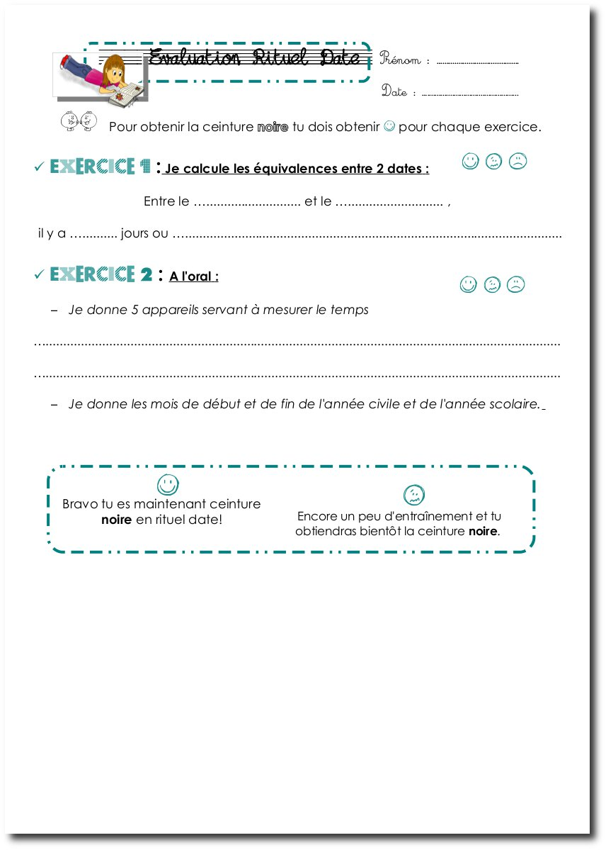 Evaluations des ceintures Rituel Date