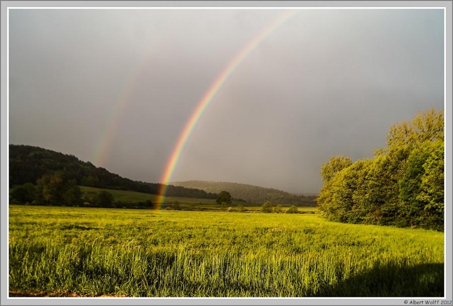 Mes spots du jour - 15/05/2012 - Arc en ciel