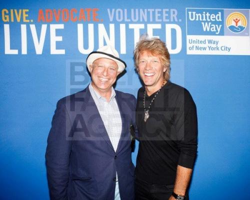 jon bon jovi Presented by United Way of New York City 25 Aout 2012