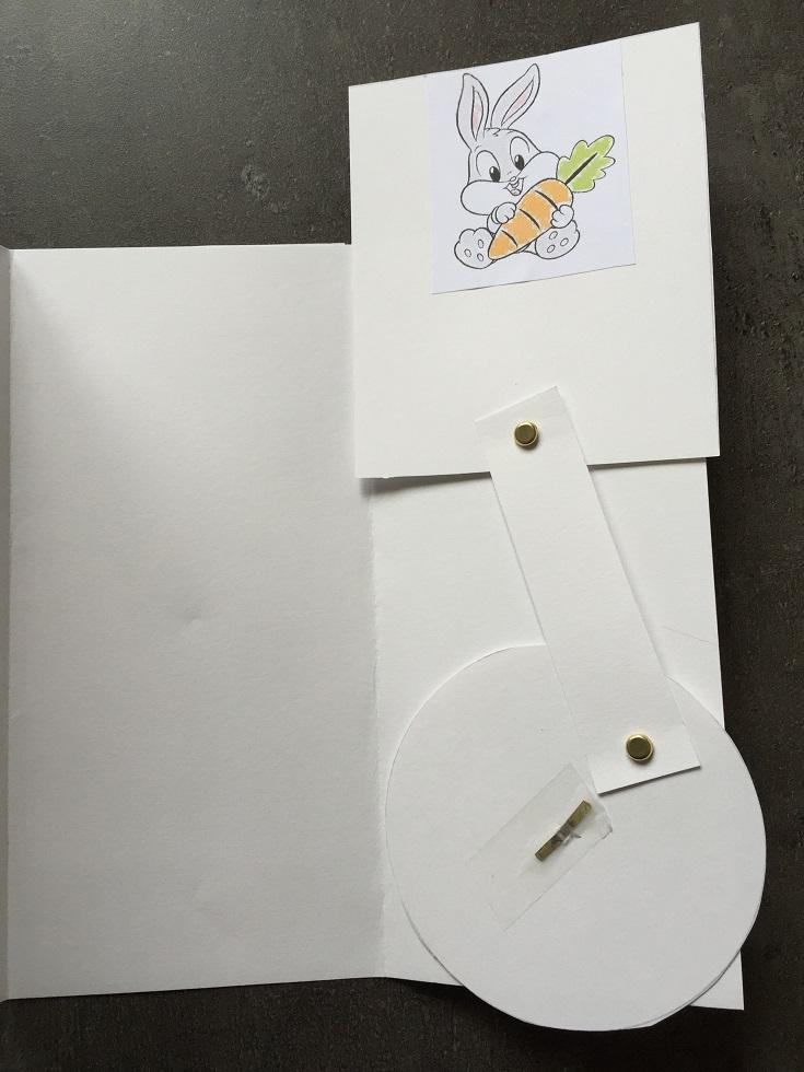 fabrication d 39 une carte anim e le stylo de vero. Black Bedroom Furniture Sets. Home Design Ideas