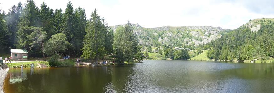 Rando Tanet, Lac Vert, Lac des Truites, Gazons du Faing et de Faîte