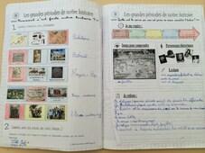 """Résultat de recherche d'images pour """"cahier d'histoire"""""""