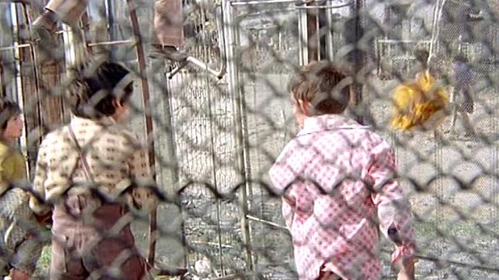 La cage aux enfants