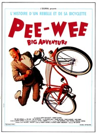 PEE WEE BIG ADVENTURE BOX OFFICE