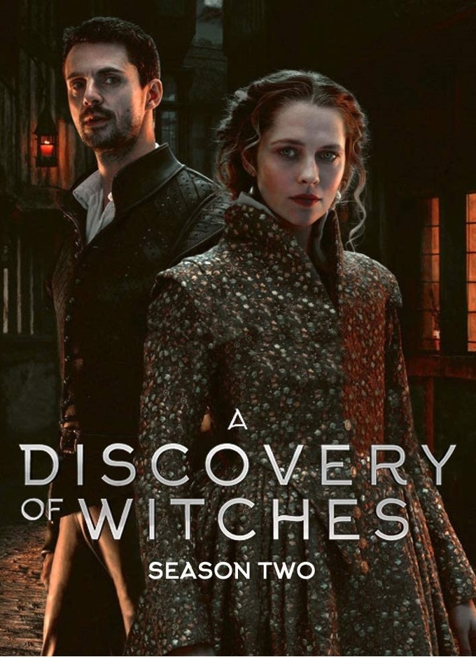 A DISCOVERY OF WITCHES - SAISON 2