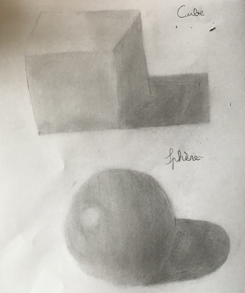 dessins #1 et #2