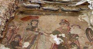 La villa romaine Noheda revit en Espagne ...