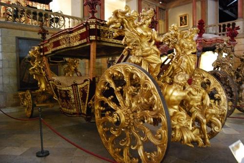 Musées des carrosses et des avions à Lisbonne (photos)
