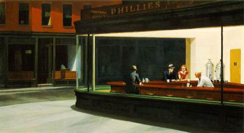 Nighthawks - ou la seconde échappée (14)