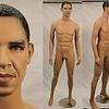 14 Un mannequin de Barack Obama que la Maison Blanche acceptera certainement