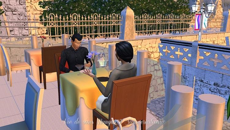 Sims 4 : Il y a de l'amour dans l'air