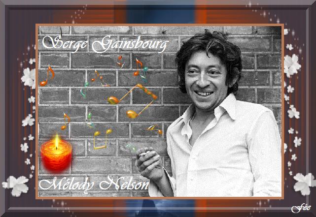 "Serge Gainsbourg "" Mélody Nelson &"