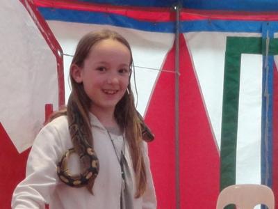 Blog de melimelodesptitsblanpain : Méli Mélo des p'tits Blanpain!, Le cirque LIZEN fait halte au village!