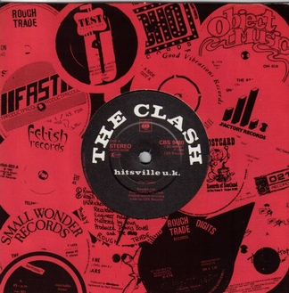 The Clash - The Singles 13 - Hitsville UK