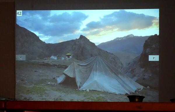 """""""Dix jours au Ladakh : la spiritualité au cœur de l'Himalaya"""", conférence passionnante de Gisèle et Jean-Luc Runfola"""