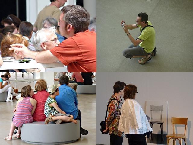 Centre Pompidou Metz 13 visiteurs 12 06 10