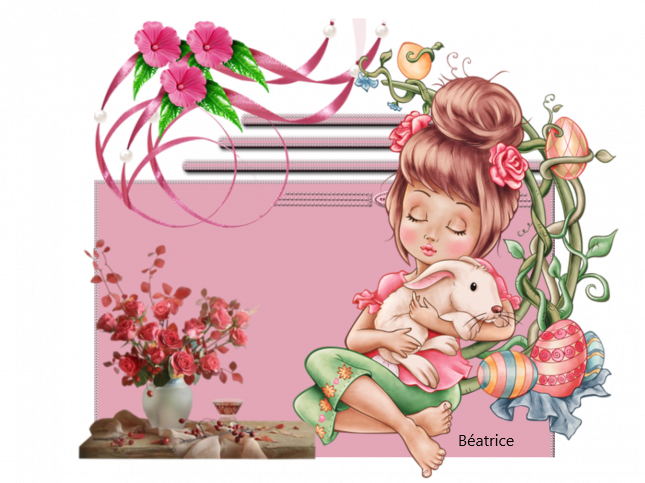 défi fée capucine ''un si joli bouquet''