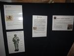 Médiathèque : Exposition sur le Moyen Âge (1)