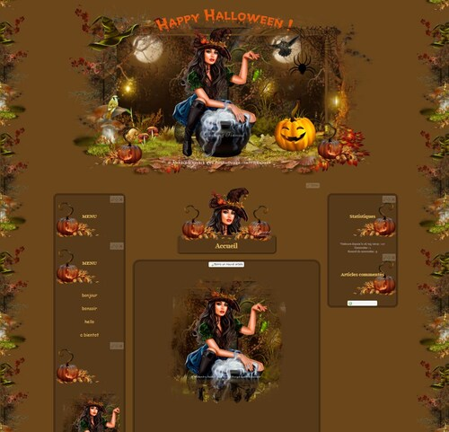kit Halloween 2