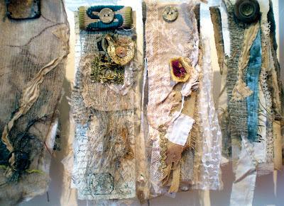 Arts textile : very crazy quilt