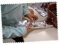 le saucisson au chocolat